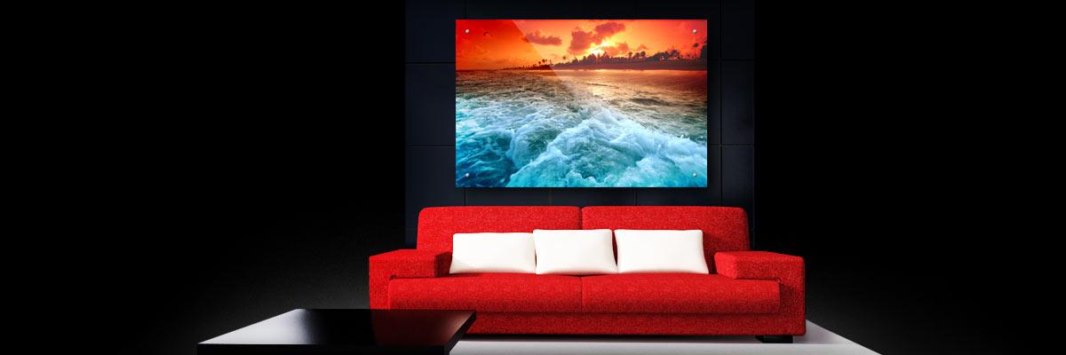 Digitaler Druck Auf Plexiglas Acrylglas Acrylglasbilder